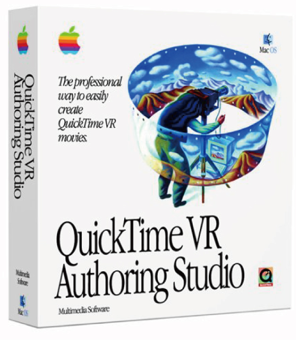 an introduction to the history of quicktime vr technology An introduction to canon technology  manufacturing processes mixed reality play  (vr) and augmented reality (ar).
